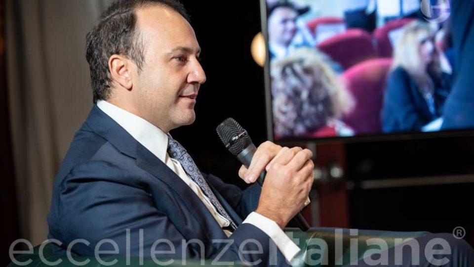 Danilo Iervolino ospite del Galà delle Eccellenze Italiane 2019