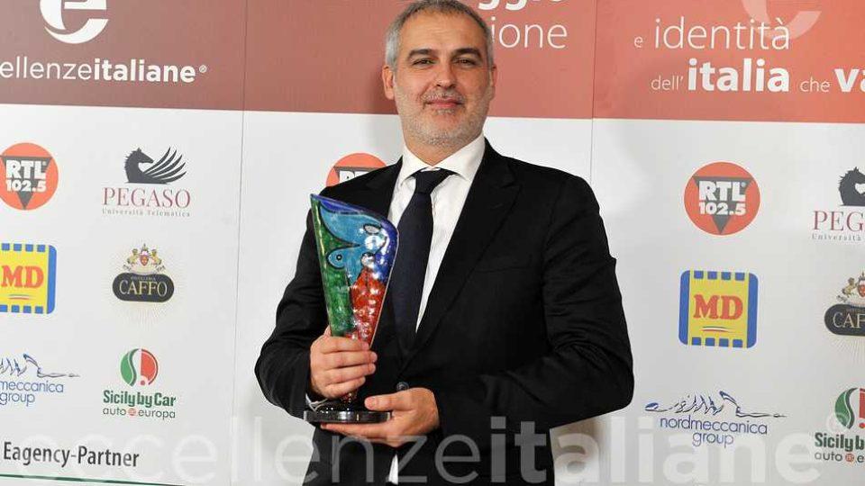 Davide Borra Epartner Premio Eccellenze Italiane