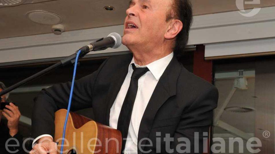 Dodi Battaglia Canta A Eccellenze Italiane