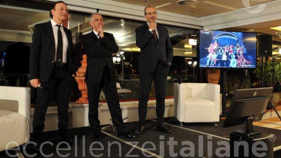 Dodi Battaglia Piero Muscari Ernesto Di Maio Eccellenzeitaliane