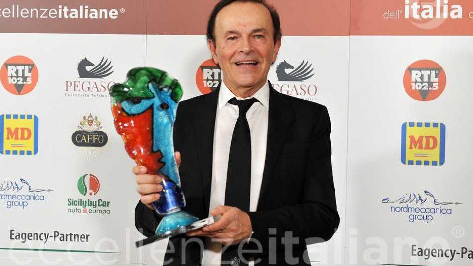 Dodi Battaglia Premio Il Volto Delle Eccellenze Italiane