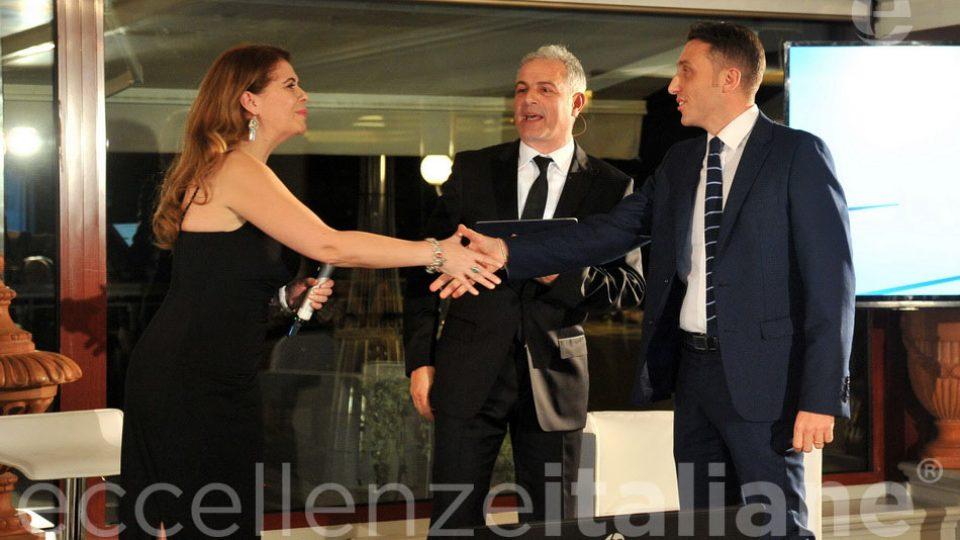 Ornella Fado - Piero Muscari - Antonio Minopoli Eccellenze Italiane Galà 2018