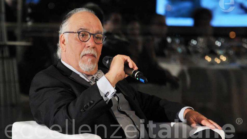 Fred Gardaphe Gala Eccellenze Italiane 2018