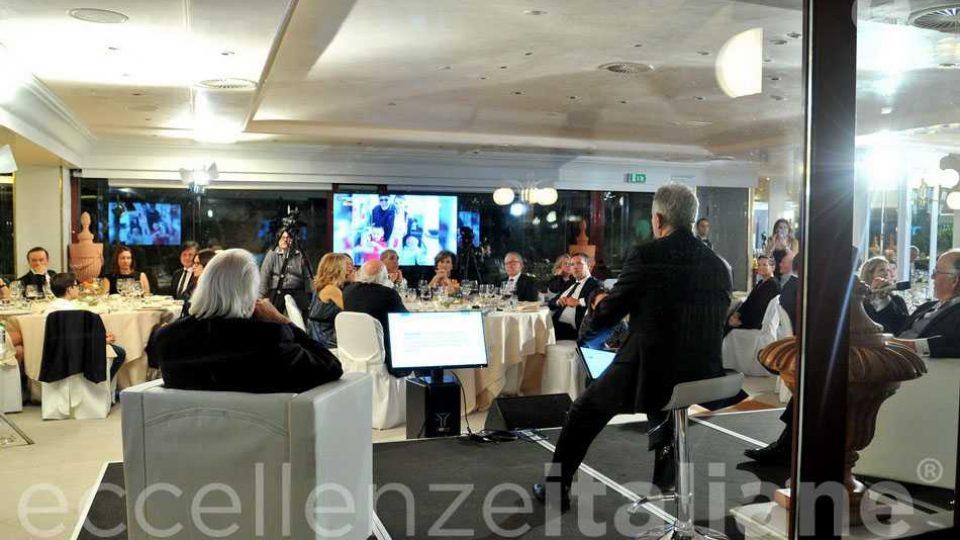 Fred Gardaphe Storia Gala Eccellenze Italiane 2018