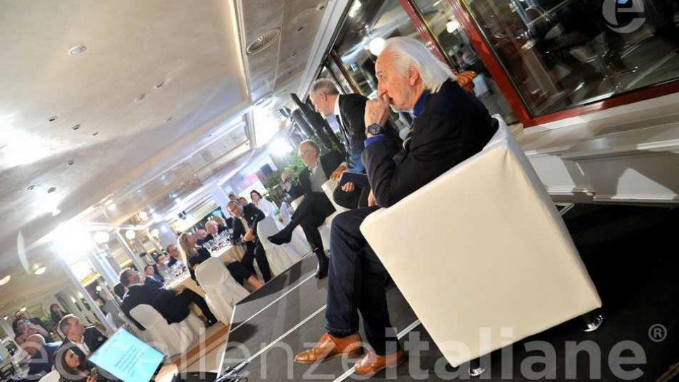 Gardaphe Muscari Bianchi Gala Eccellenze Italiane 2018
