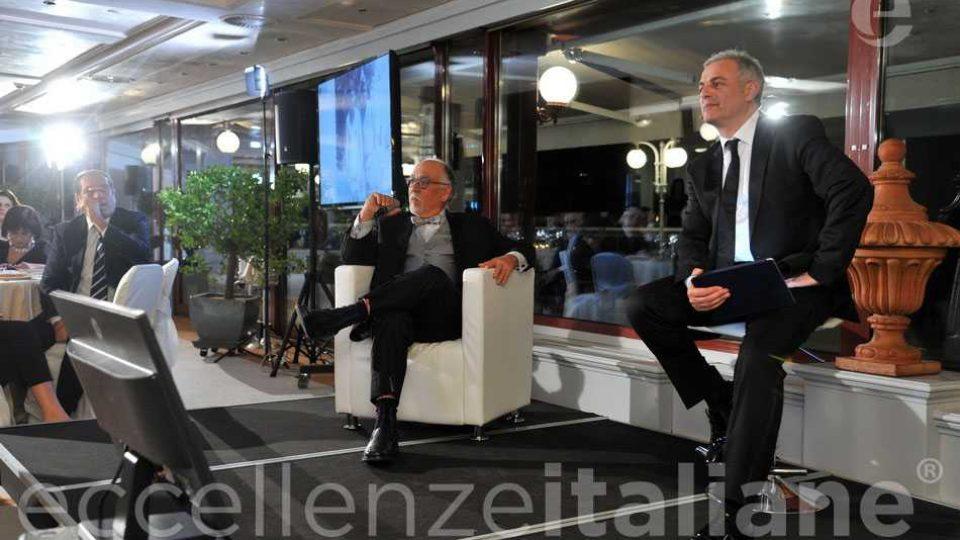 Gardaphe Muscari Gala Eccellenze Italiane 2018