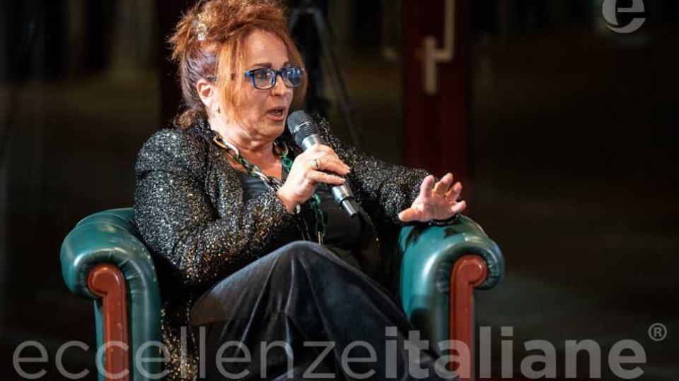 Maria Rosaria Gianni al galà delle Eccellenze Italiane 2019