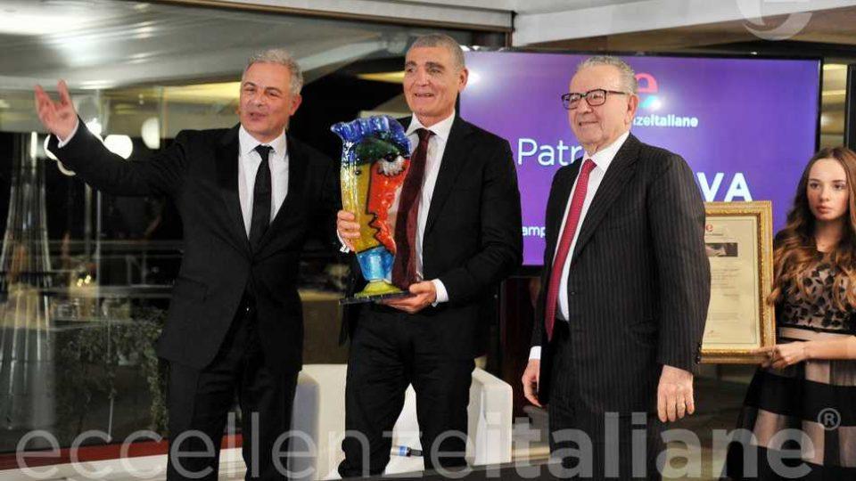 Muscari Oliva Podini Premio Eccellenze Italiane 2018