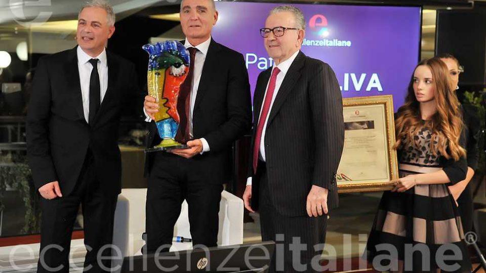 Muscari Oliva Podini Premio Eccellenze Italiane