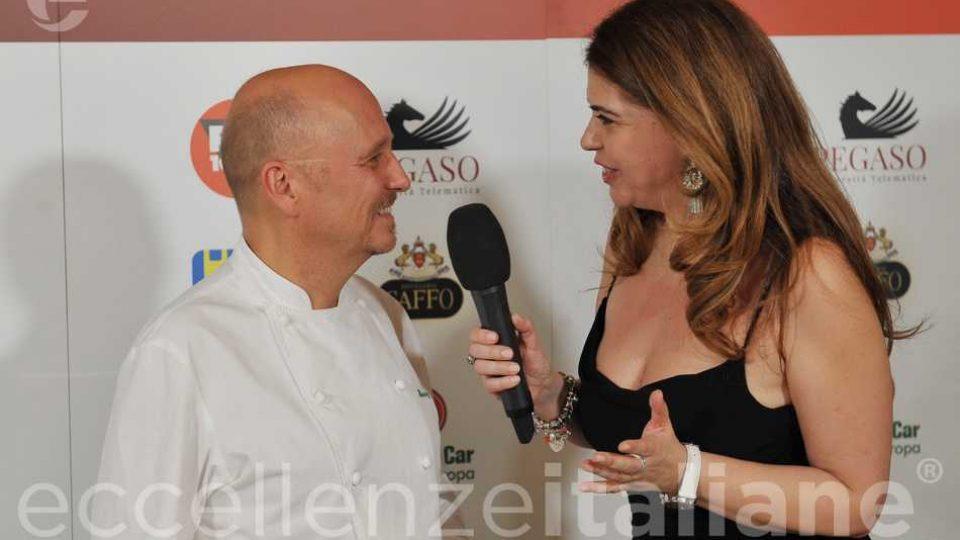 Ornella Fado Intervista Heinz Beck