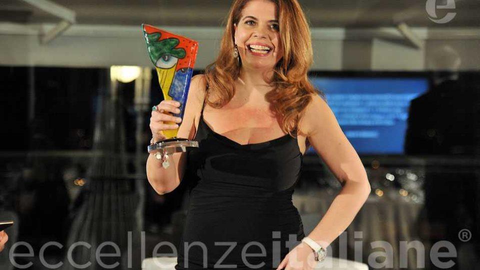 Ornella Fado Premio Eccellenze Italiane Emondo