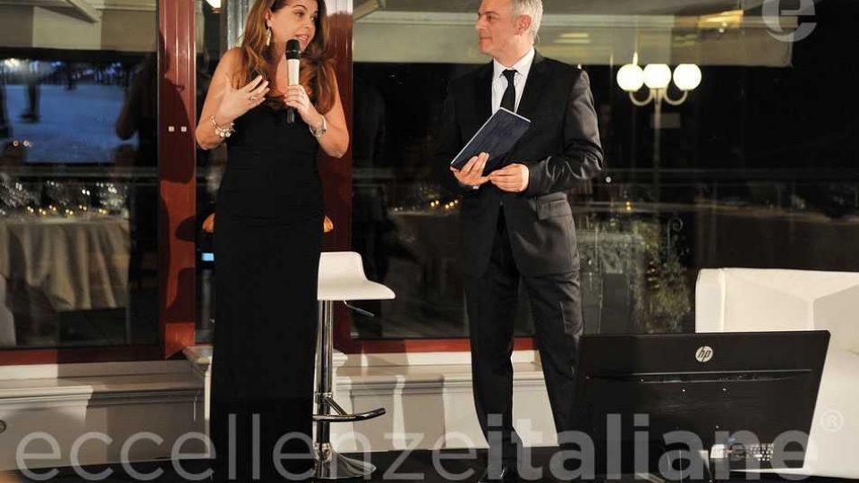 Ornella Fado Piero Muscari Eccellenze Italiane 2018