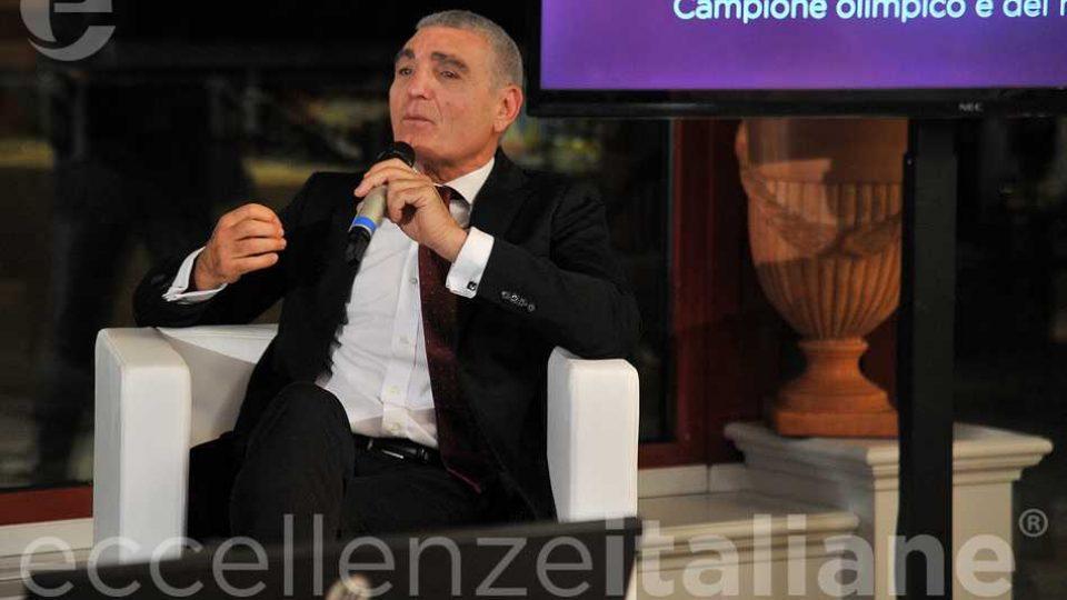 Patrizio Oliva Gala Eccellenze Italiane 2018