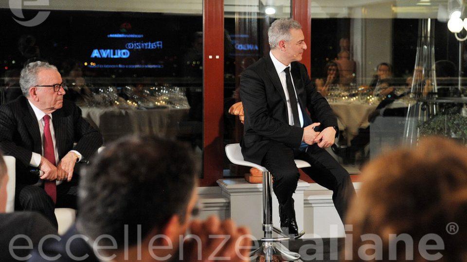 Patrizio Podini Muscari Galà Eccellenze Italiane 2018