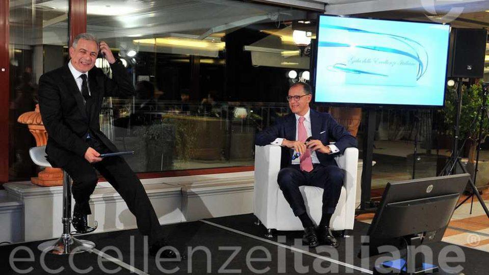 Piero Muscari Rocco Guglielmo Eccellenze Italiane2018