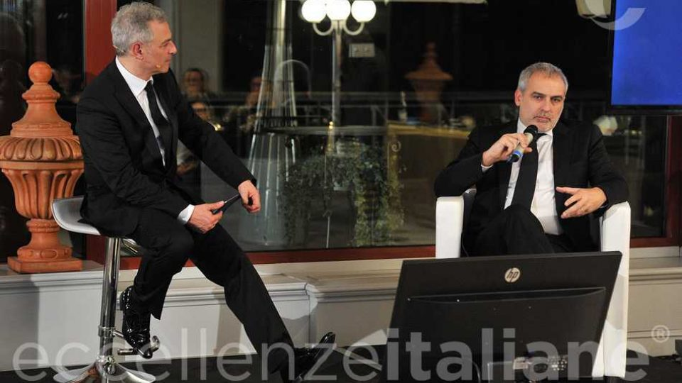 Piero Muscari Davide Borra Eccellenze Italiane 2018