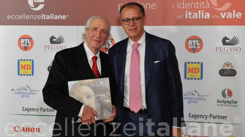 Pino Pinelli Rocco Guglielmo Volume Eccellenze Italiane