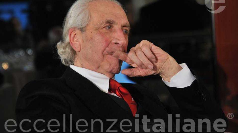Pino Pinelli Gala Eccellenze Italiane 2018