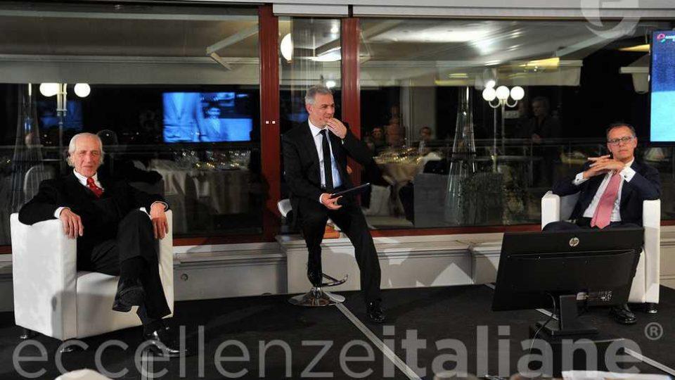Pino Pinelli Piero Muscari Rocco Guglielmo Eccellenze Italiane 2018