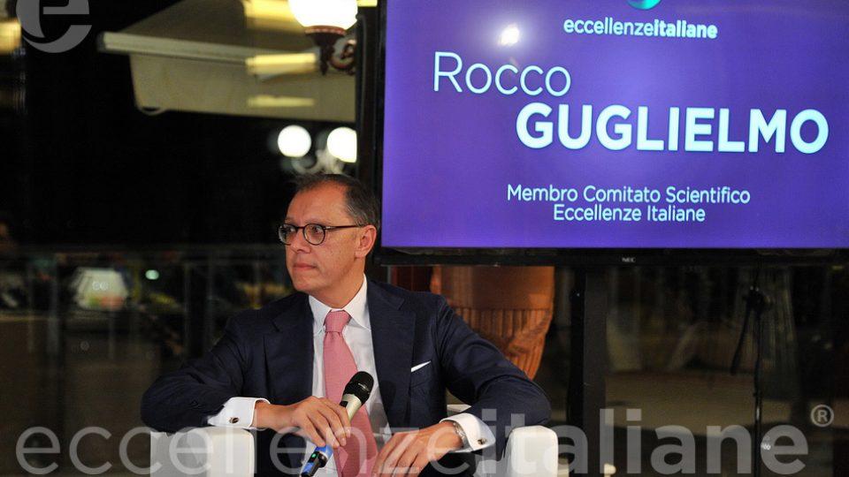 Rocco Guglielmo Galà Eccellenze Italiane2018