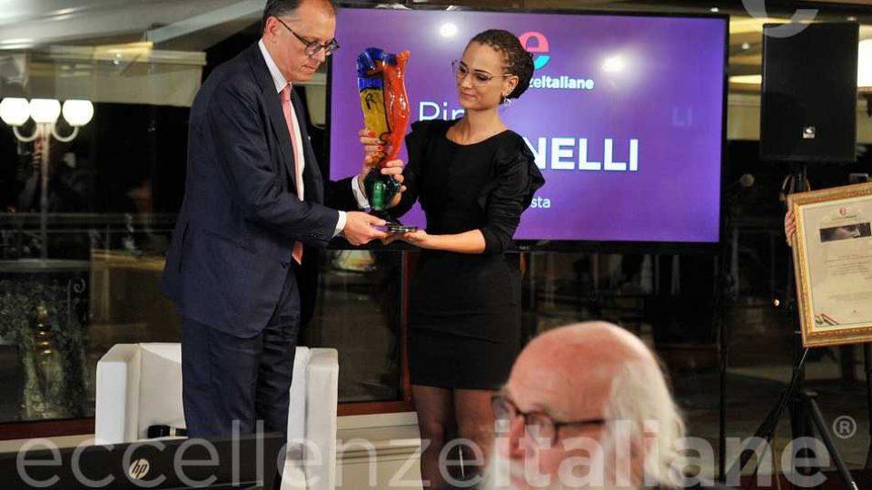 Rocco Guglielmo Premio Eccellenze Italiane