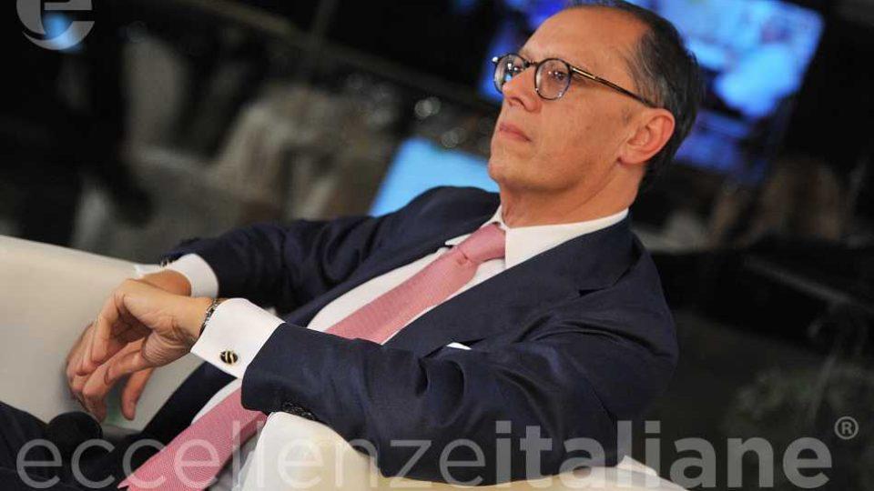 Rocco Guglielmo Gala Eccelenze Italiane2018