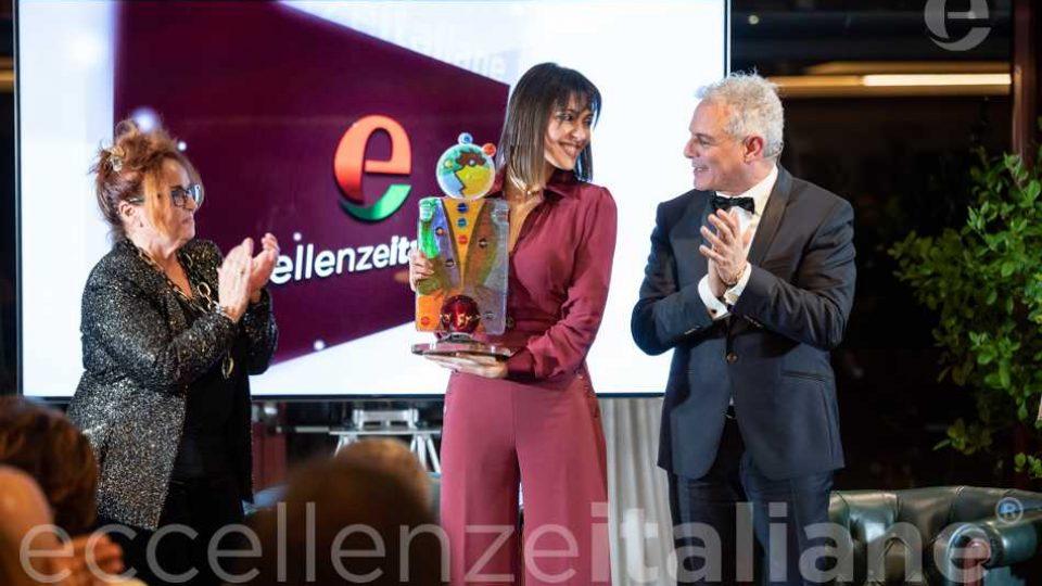 Simona Molinari- Premio Eccellenze Italiane 2019