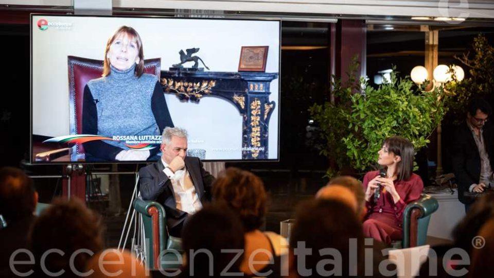 Video saluto di Rossana Luttazzi a Simona Molinari