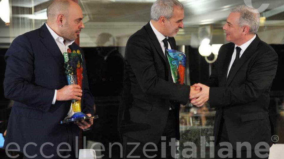 Stefano Biasini Davide Borra Muscari Eccellenze Italiane2018